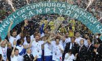 Cumhurbaşkanlığı Kupası'nı Anadolu Efes kazandı