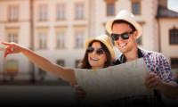 Yabancı turist sayısı yüzde 18 arttı