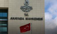 Anayasa Mahkemesi'nden CHP başvurusuna ret