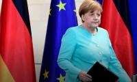 Merkel'den iki devletli çözüm vurgusu