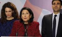Gürcistan'ın ilk kadın cumhurbaşkanı Zurabişvili