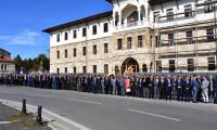 Yüzlerce Sivaslı valiyi bekledi