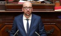Belçika Başbakanı Michel istifa kararı aldı