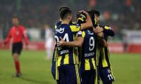 Fenerbahçe deplasmanda Giresunspor'u 5-2 yendi