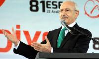 Kılıçdaroğlu: İslam dünyasında barış ve huzur olmalı