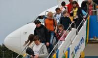 Yabancı turist sayısı yüzde 20 arttı