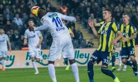 Fenerbahçe: 2-2 :Kasımpaşa