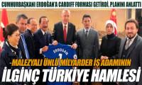 Malezyalı milyarderden Türkiye'de Suriyelilere özel yatırım hamlesi