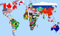 İşte ülkelerin popüler olduğu alanlar..