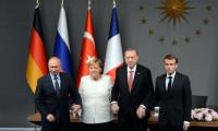 Suriye konulu dörtlü zirvenin ikincisi yapılacak