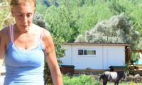 Ünlü şarkıcının yeni hayatı! Çiftlik kurdu