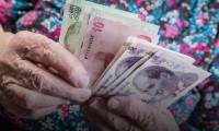 Emekliye en az 1.632 lira maaş