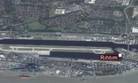 İngiltere'de havalimanı kapatıldı