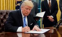 Donald Trump'tan silah lobilerini kızdıracak imza