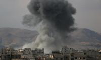 Doğu Guta'ya bir saldırı daha: 32 ölü