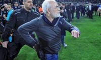 Yunanistan'da futbol maçları askıya alındı!