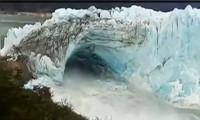 Arjantin'de muhteşem doğa olayı
