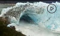 Arjantin'deki muhteşem doğa olayından görüntüler!
