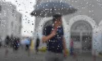 Meteoroloji uyarmıştı! Yağmur...