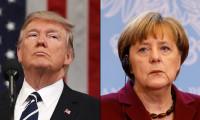 Trump ile Merkel'den İngiltere ile dayanışma vurgusu