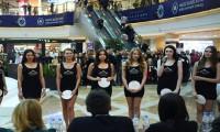Moskova'da sıra dışı güzellik yarışması