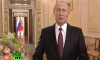 Putin Dünya Kadınlar Günü mesajını şiirle verdi