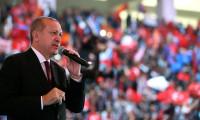 Erdoğan: Dün Trump'la görüştüm, bugün Putin'le görüşeceğim.
