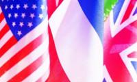 ABD Fransa ve İngiltere'den yeni Suriye hamlesi