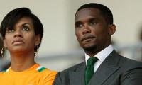 Eto'o cumhurbaşkanı adayı olacak