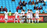 Trabzon'da kazanan DG Sivasspor oldu