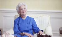 Barbara Bush son yolculuğuna uğurlandı