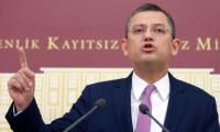 CHP'li Özel'den Cumhurbaşkanı'nın tepkisinin ardından açıklama