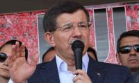Davutoğlu açıklamada bulundu