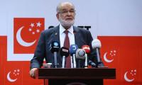 Saadet Partisi adayını açıklıyor