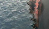 Türk gemisine füze saldırısı!