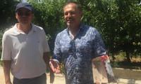 Türk kirazına Çin Başkonsolosu'ndan övgü