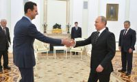 Putin ile Esad Soçi'de görüştü