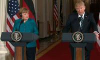 ABD basını: Trump, Merkel'e baskı yapıyor