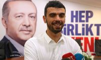 Sofuoğlu, AK Parti toplantısına katıldı