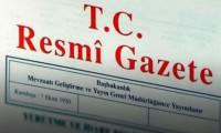Yükseköğretim kurumlarına ilişkin karar Resmi Gazete'de