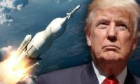 Trump'tan ilginç 'uzay ordusu' açıklaması