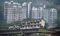 Çin'deki sıra dışı köprü görenleri şaşırtıyor