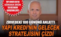 Yapı Kredi CEO'su Gökhan Erün'den çarpıcı açıklamalar