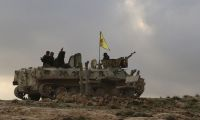 YPG'nin DEAŞ ile anlaştığı iddia edildi