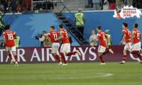 Rusya, Dünya Kupası'nda ikinci maçını da kazandı