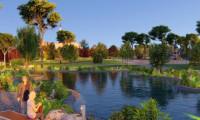 Millet Bahçesi'ne dev tema parkı