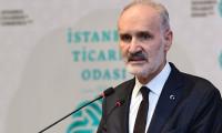 İTO Başkanı'ndan seçim açıklaması