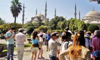 180 ülkeden ziyaretçi Türkiye'ye akın etti