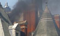 Londra'da büyük yangın