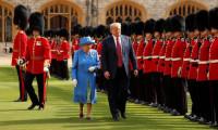 Trump, Kraliçe Elizabeth'i çileden çıkardı!